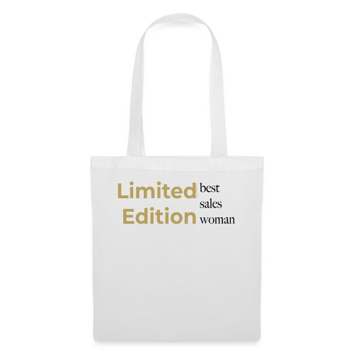 Limited Edition - best sales woman - Stoffbeutel