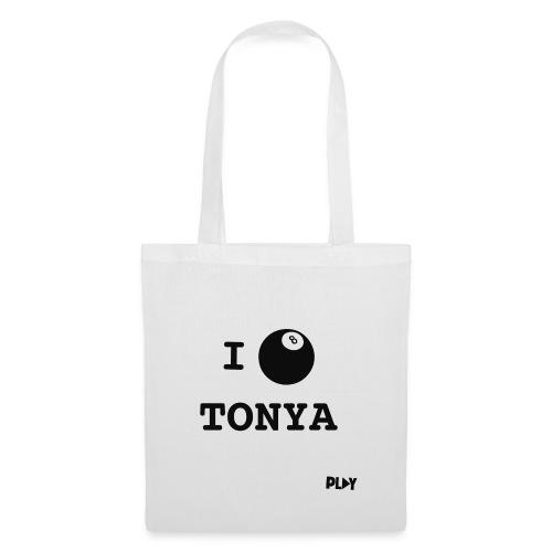 I love tonya 2 - Bolsa de tela