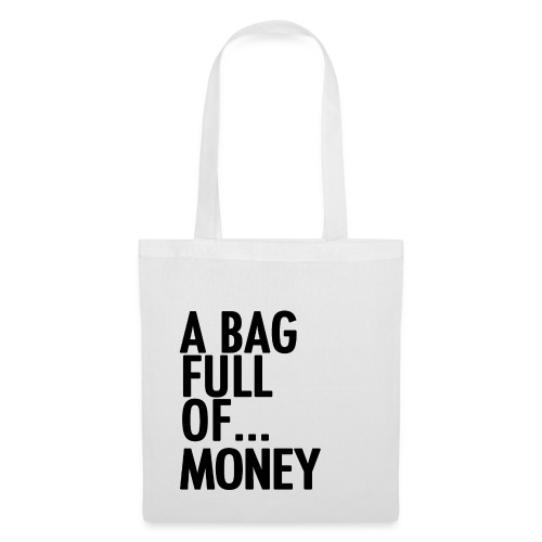 Money black png - Tote Bag