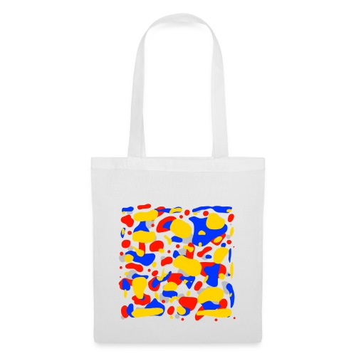 Red,Yellow, Blue - Tote Bag