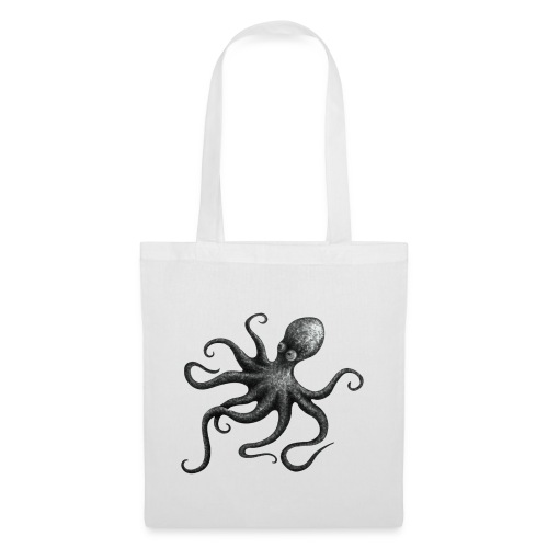 poulpe - Tote Bag