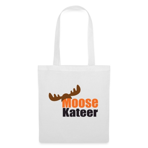 Moose-kateer (light) - Tote Bag