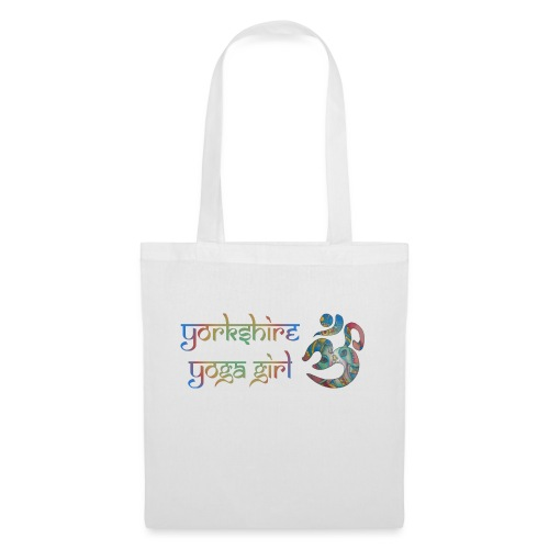 YYg Logo with Gradient - Tote Bag