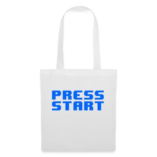 Press Start - Borsa di stoffa