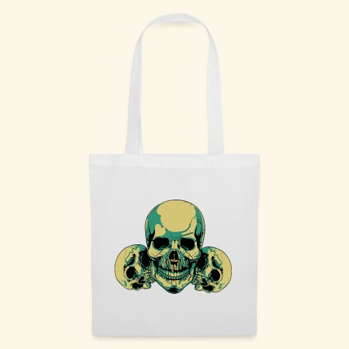 Skull - Sac en tissu