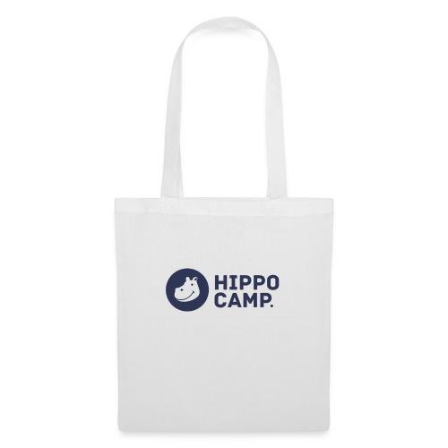 Logo horizontal bleu 4x - Tote Bag