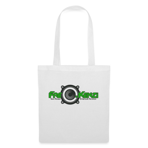 FreQ.Kenzi Logo - Stoffbeutel