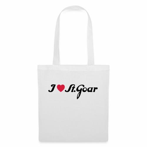 I Love St. Goar - Stoffbeutel