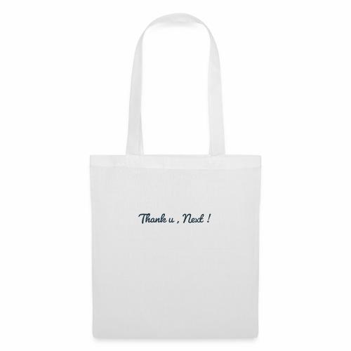 Thank u , Next ! - Tas van stof