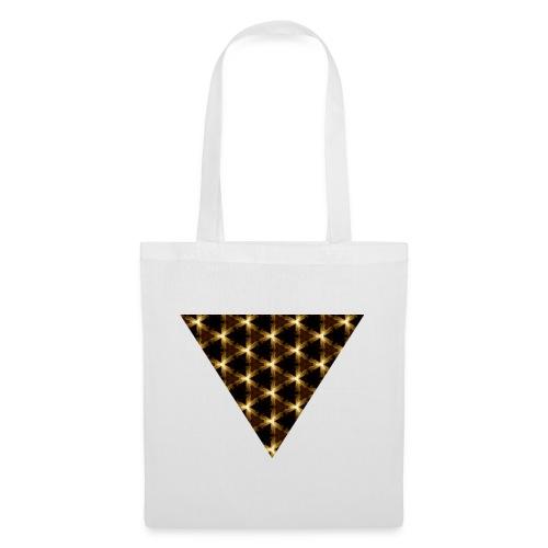 Triangle kaleidoscopique - Tote Bag