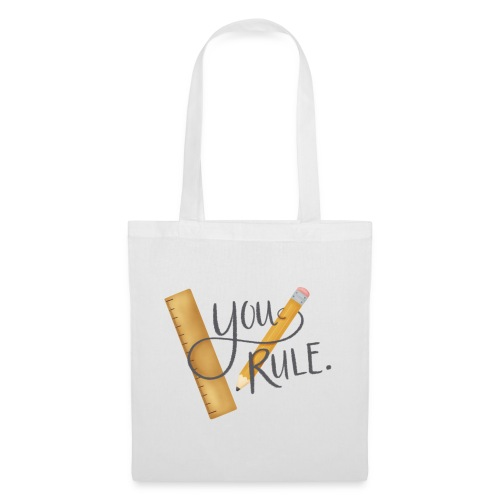 You rule! - Tygväska