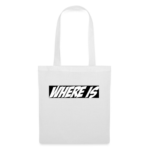 Where IS - Tote Bag
