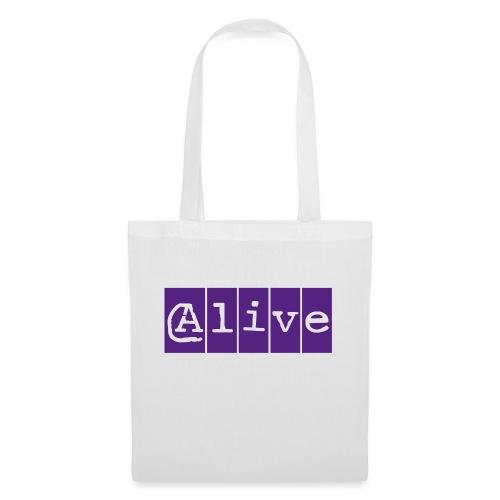 Alive - Tas van stof