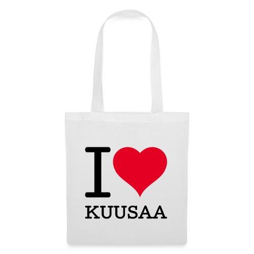 I love Kuusaa - Kangaskassi
