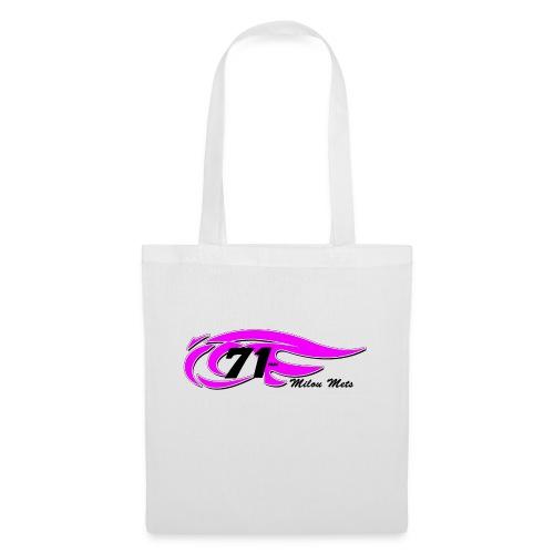 Logo Milou transparant Lichte kleding 2 - Tas van stof