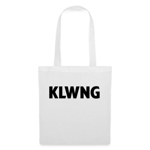KLWNG alias KALWANG - Stoffbeutel