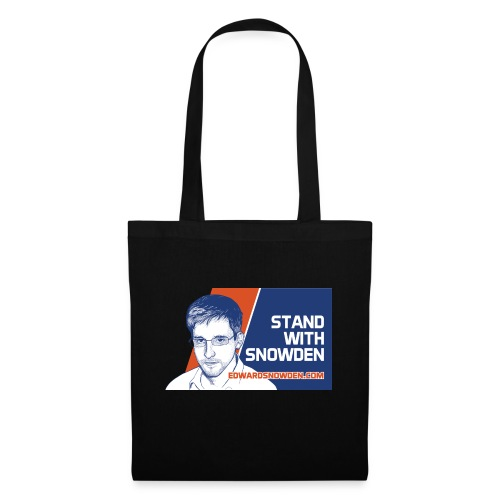 Stand With Snowden - Tote Bag