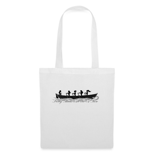 pretty maids all in a row - Tote Bag