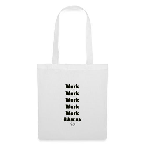 Work - Stoffbeutel