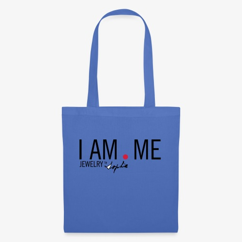 I AM . shirt - Tas van stof