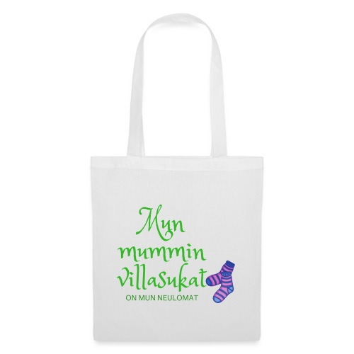 My woolen wool is my needlework - Tote Bag