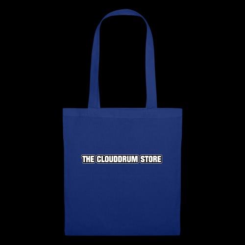 THE CLOUDDRUM STORE - Tas van stof