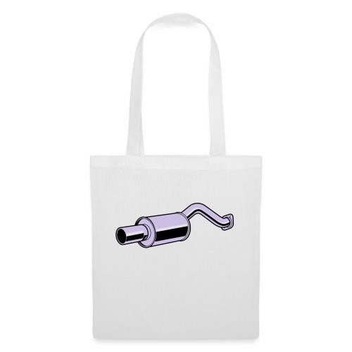 Muffler F - Tote Bag