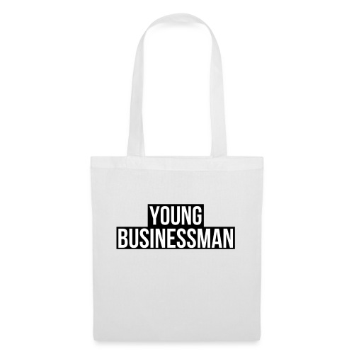 YOUNG BUSINESSMAN - Tote Bag
