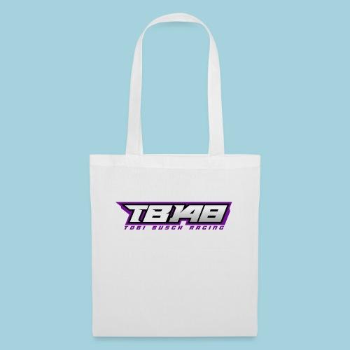 Tob Logo Lila - Stoffbeutel