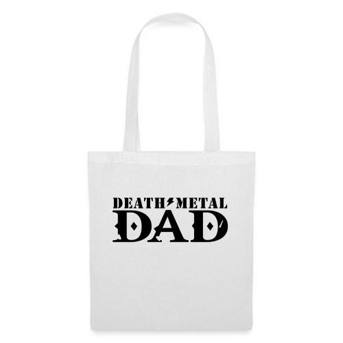 death metal dad - Tas van stof