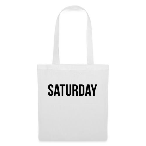 Saturday - Tote Bag