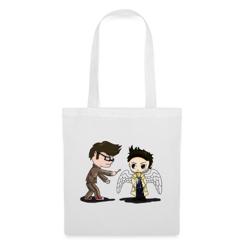 Ten Castiel - Tote Bag