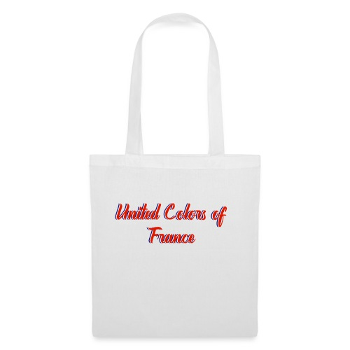 United color of France - Tote Bag