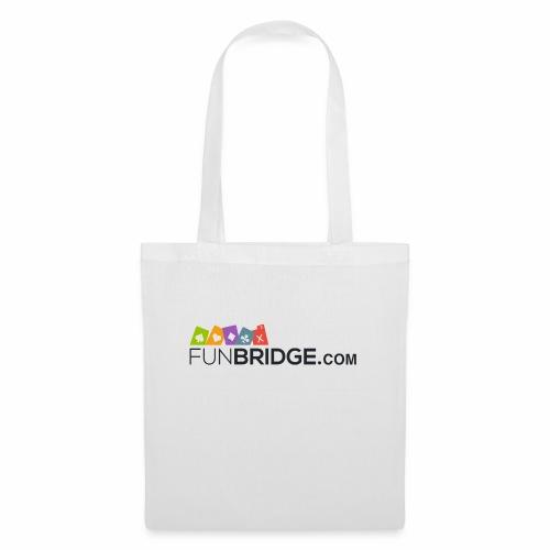 Logo Funbridge - Borsa di stoffa