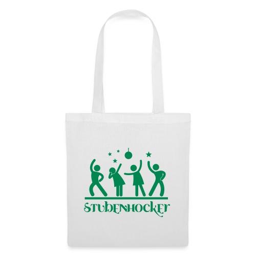 stubenhocker logo - Stoffbeutel