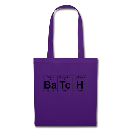 Ba-Tc-H (batch) - Full - Tote Bag