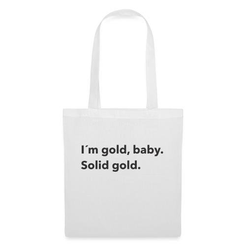 Gold baby - Tygväska