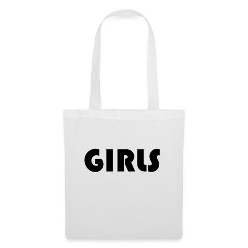 GIRLS - Tas van stof