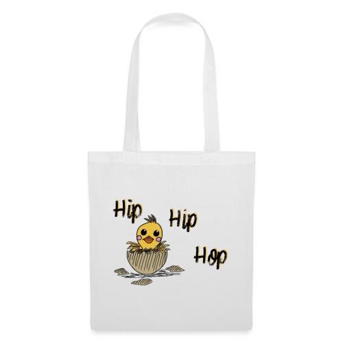 Küken Hip Hip Hop Ostern - Stoffbeutel