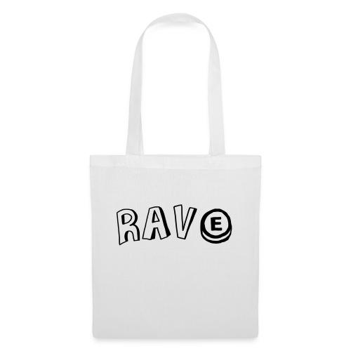 Rave E - Tote Bag