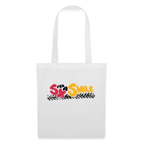 SX FOR A SMILE - Stoffbeutel