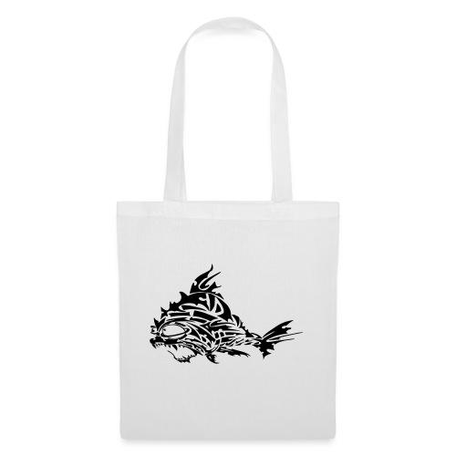 The Furious Fish - Tote Bag