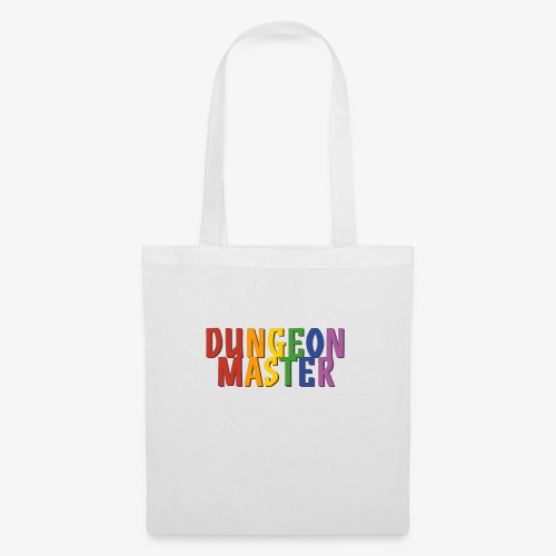 Dungeon Master Pride (Rainbow) - Tote Bag