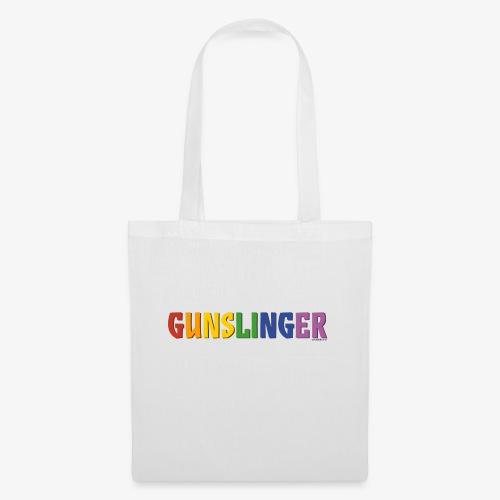Gunslinger Pride (Rainbow) - Tote Bag