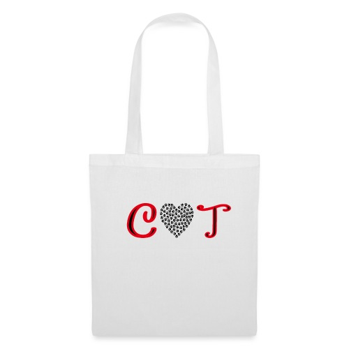 Cats Lovers - Bolsa de tela