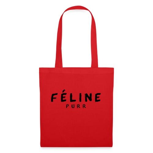 FELINE png - Bolsa de tela