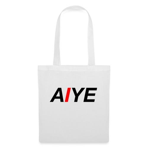 AIYE Basic Logo - Tas van stof