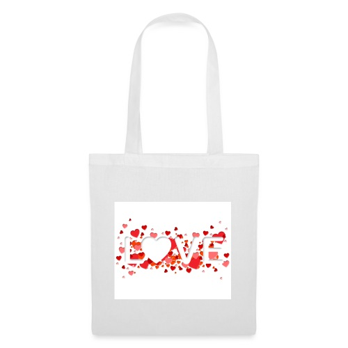 Heart Love - Tote Bag