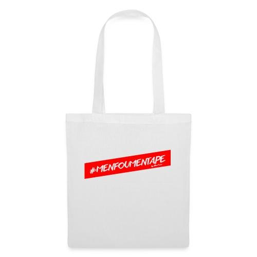 MENFOUMENTAPE Hashtag by Alice Kara - Tote Bag