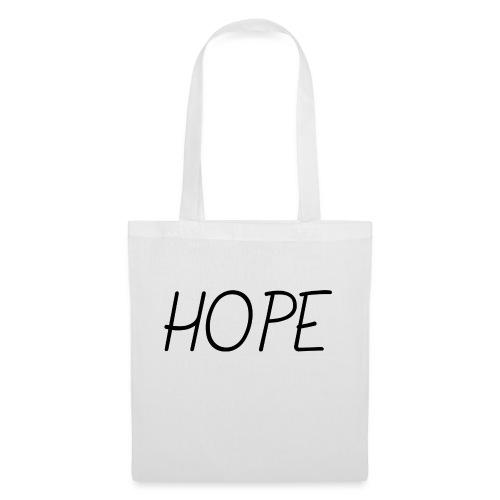 Hope - Espoir - Sac en tissu